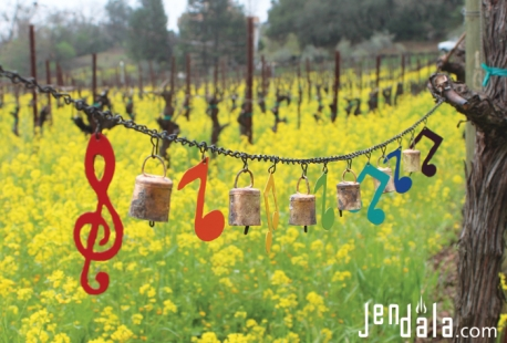 5' Music Note Flag